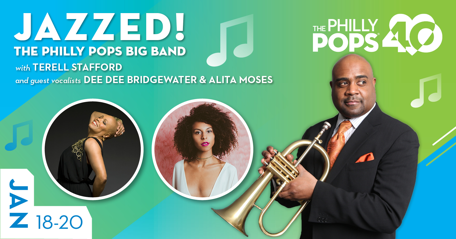 JAZZED! The Philly POPS BIG Band with Terell Stafford | The