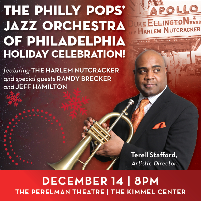 Image result for THE PHILLY POPS JAZZ ORCHESTRA OF PHILADELPHIA HOLIDAY CELEBRATION!