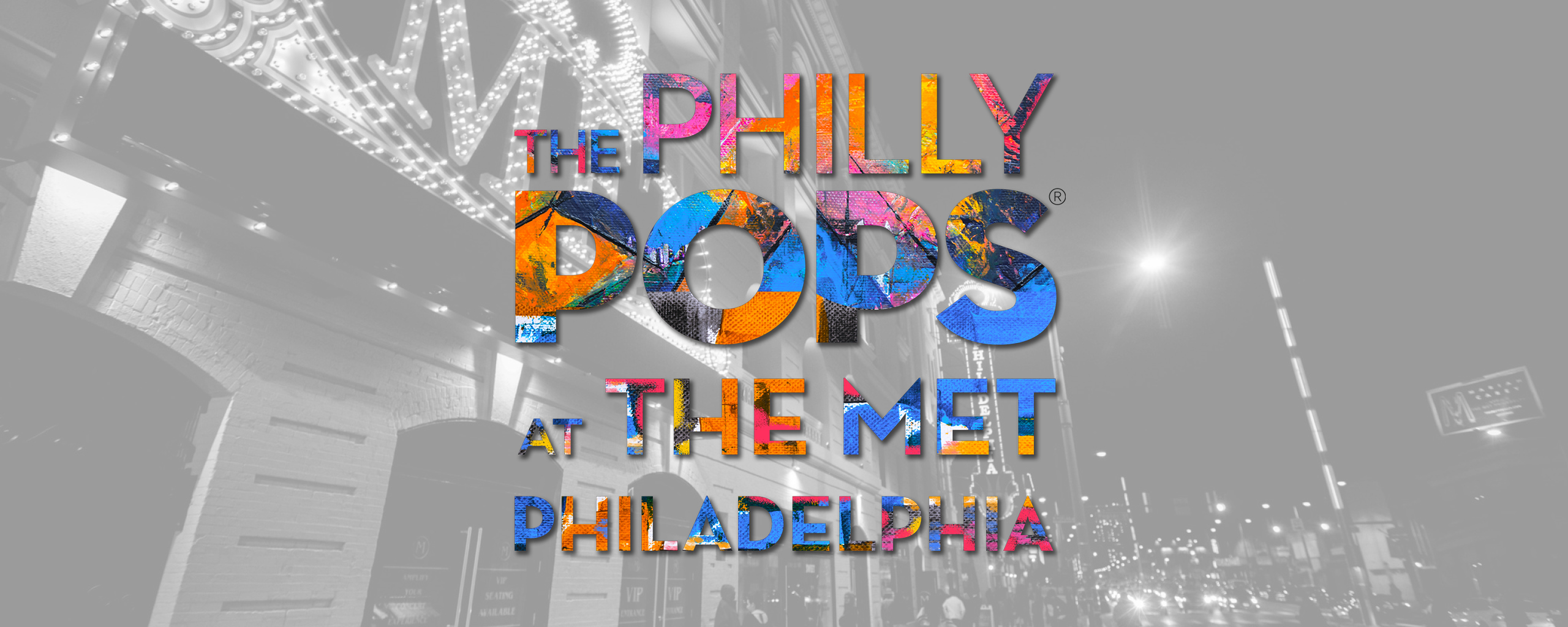 Christmas Shows In Philadelphia 2019.The Philly Pops At The Met Philadelphia The Philly Pops