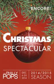 Christmas Spectacular 2014 | The Philly Pops