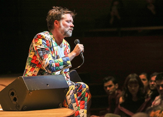 Rufus Wainwright at The POPS