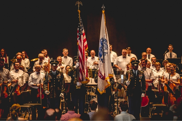 The Philly POPS Memorial Salute At the Mann Center